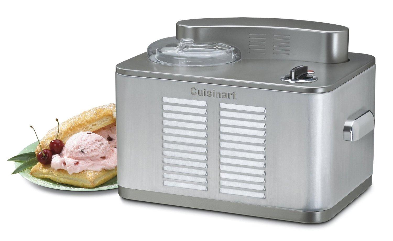 cuisinart frozen yogurt ice cream and sorbet maker instructions